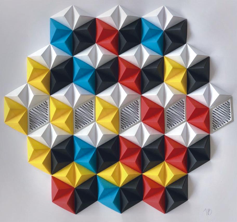3D Happy Cubes