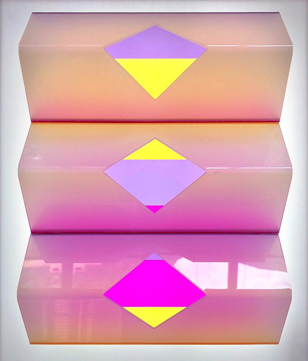 Rhombus Happy Box