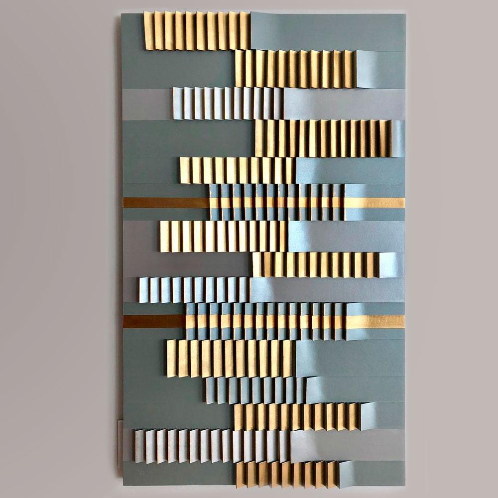 Silver Windows II (Ventanas cinéticas)