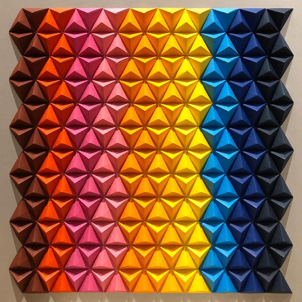 Rhombus tapestry (Serie rombos)